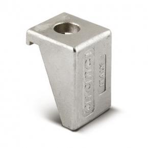Griffa di serraggio INOX per tipo A   Claw in stainless steel for A Type