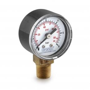 Manometro radiale in PVC | PVC manometer